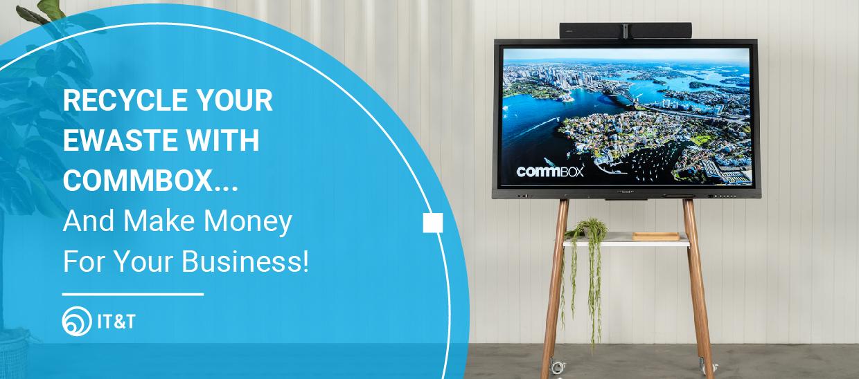Commbox buy back program